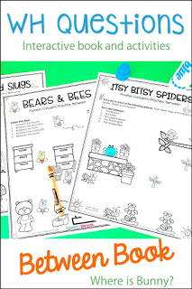 "Garden-themed printables to teach the position concept of ""between"" in preschool speech therapy"