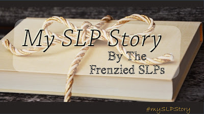 My SLP Story- How I finally found the perfect profession for me. www.speechsproutstherapy.com