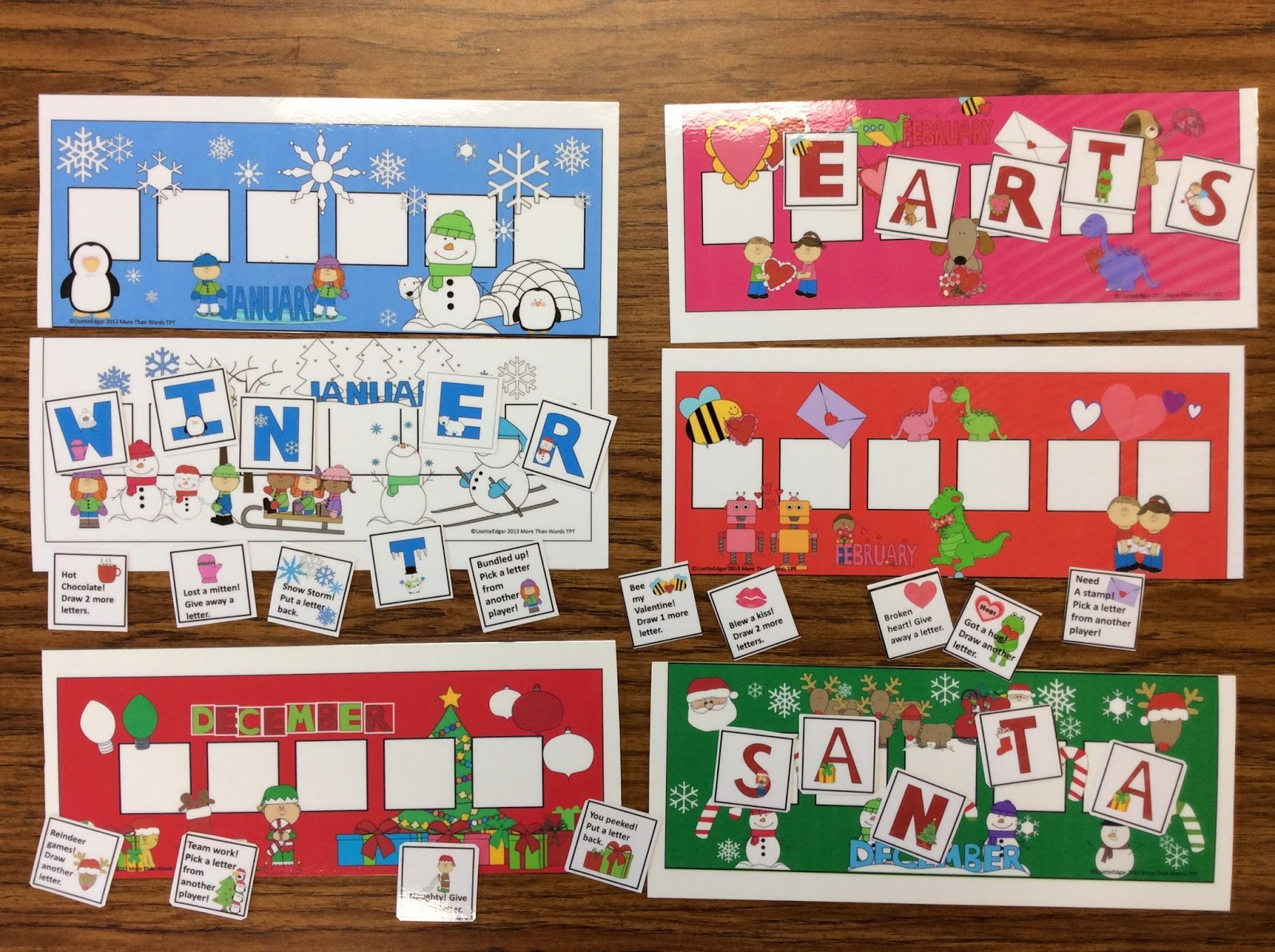 https://www.teacherspayteachers.com/Product/Winter-Speech-Vocabulary-Games-Christmas-Winter-Valentines-Day-995649