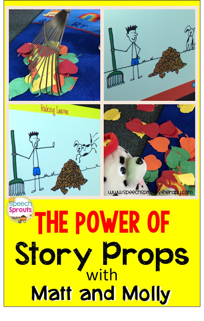 The Power of Story Props in Speech Therapy with Matt and Molly